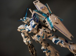 HGUC Unicorn (ANA Color Version)