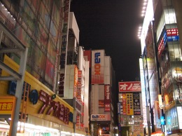 An American in Akiba – April 2011 Edition