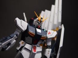MG Nu-Gundam Photos