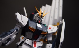 MG Nu-Gundam Photos